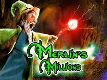 Популярный игровой автомат Миллионы Мерлина от лучшего разработчика