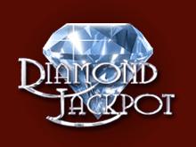 Игровой автомат Diamond Jackpot от Бетсофт — лавина выигрышей на 3 катушках