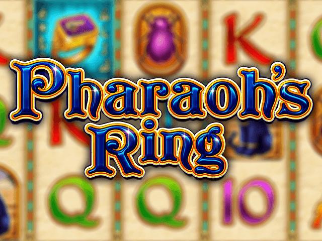 слот Pharaoh's Ring